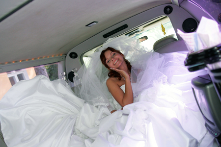 Married In a Limo